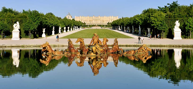 palais de versailles a la une ch teaux jardins en paris proxifun. Black Bedroom Furniture Sets. Home Design Ideas