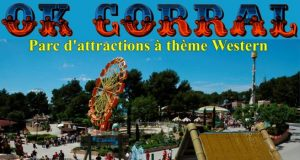 OK Corral, Parc d'attraction