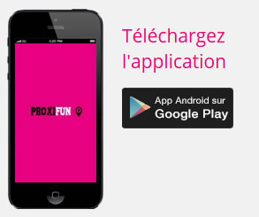 Telecharger l'application sur Google Play