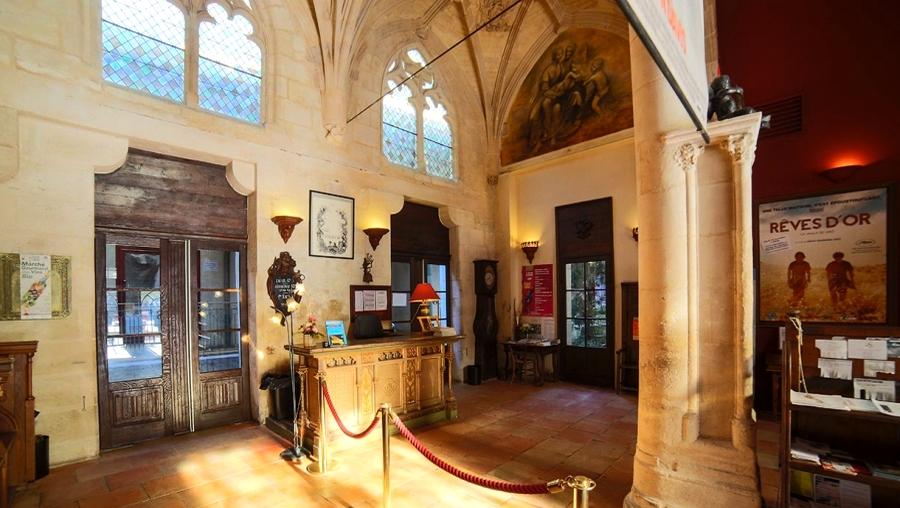 accueil cinéma utopia, Bordeaux