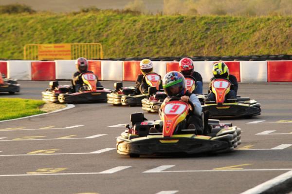 Karting de Saint-Malo en Bretagne