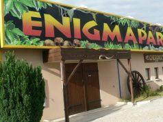 Enigmarc, Parc d'attraction en Bretagne