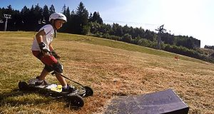 Belledonne Mountainboard
