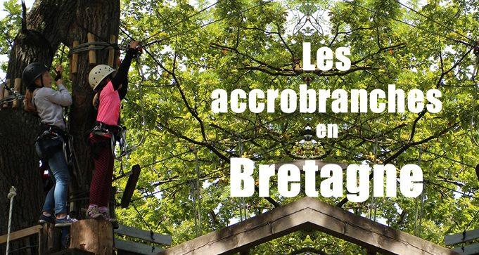 Accrobranches en Bretagne