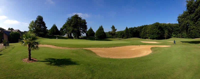 Golf Fresloniere, Bretagne
